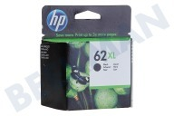 HP Hewlett-Packard HP-C2P05AE HP 62 XL Black  Inktcartridge No. 62 XL Black geschikt voor o.a. Officejet 5740, Envy 5640, 7640
