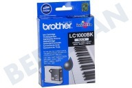 Brother LC1000BK  Inktcartridge LC 1000 Black DCP130C, DCP330C