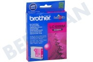 Brother LC1000M  Inktcartridge LC 1000 Magenta DCP130C, DCP330C