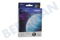 Brother LC970BK  Inktcartridge LC 970 Black DCP135C, DPC150C, DPC153C