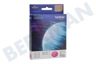 Brother LC970M  Inktcartridge LC 970 Magenta DCP135C, DPC150C, DPC153C