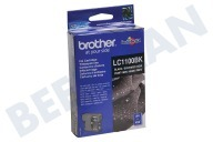 Brother LC1100BK  Inktcartridge LC 1100 Black MFC490CW,DCP385C