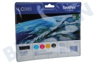 Brother LC985VALBP  Inktcartridge LC 985 Multipack DCPJ125,315W,515,MFCJ220