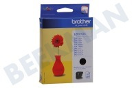 Brother LC121BK  Inktcartridge LC 121 Black DCPJ132W, DCPJ152W, MFCJ245