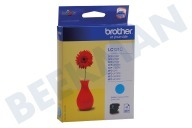 Brother LC121C  Inktcartridge LC 121 Cyan DCPJ132W, DCPJ152W, MFCJ245
