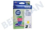 LC-221Y Inktcartridge LC221 Yellow