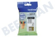 Brother 2662470 LC-3217BK  Inktcartridge LC3217 Black MFC-J5330DW, MFC-J5335DW, MFC-J5730DW