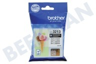 Brother 2920051 LC-3213BK  Inktcartridge LC3213 Black DCP-J772DW, DCP-J774DW, MFC-J890DW, MFC-J895DW