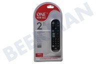 One For All URC6820 URC 6820 Universele  Afstandsbediening Zapper+ TV, LCD, SAT, PLASMA, CABLE, DVB-T, STB