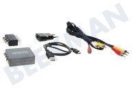 Marmitek 25008264  08264 Connect AH31 AV naar HDMI