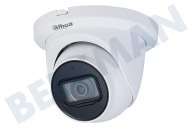 Easy4ip DH-IPC-HDW2531TM-AS IPC-HDW2531TM-AS-S2  Beveiligingscamera 5 Megapixel CMOS, POE Starlight IP67 waterdicht