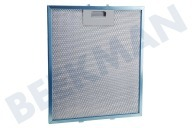 Voss 4055250429  Filter Metaalfilter 267x307mm. AWH9410, AWH6410, DK4460