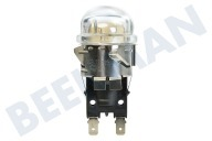 Electrolux 3051720229  Lamp Ovenlamp compleet B98204, EOB98000