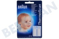 Braun LF40  Filter Wegwerp lensfilters voor Thermoscan Oorthermometer filters