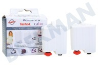 Tefal XD9060E0  Antikalk Cartridge 2 stuks Easy Steam, Liberty, Fasteo