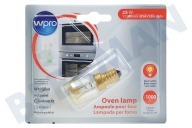 King 484000008842 LFO136  Lamp Ovenlamp 25W E14 T25 L.55mm, diam. 23mm