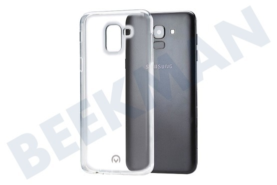 Mobilize  Gelly Case Samsung Galaxy J6 2018 Clear