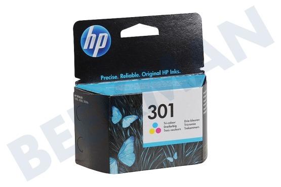 hp hewlett packard 1593425 hp 301 color inktcartridge no. Black Bedroom Furniture Sets. Home Design Ideas
