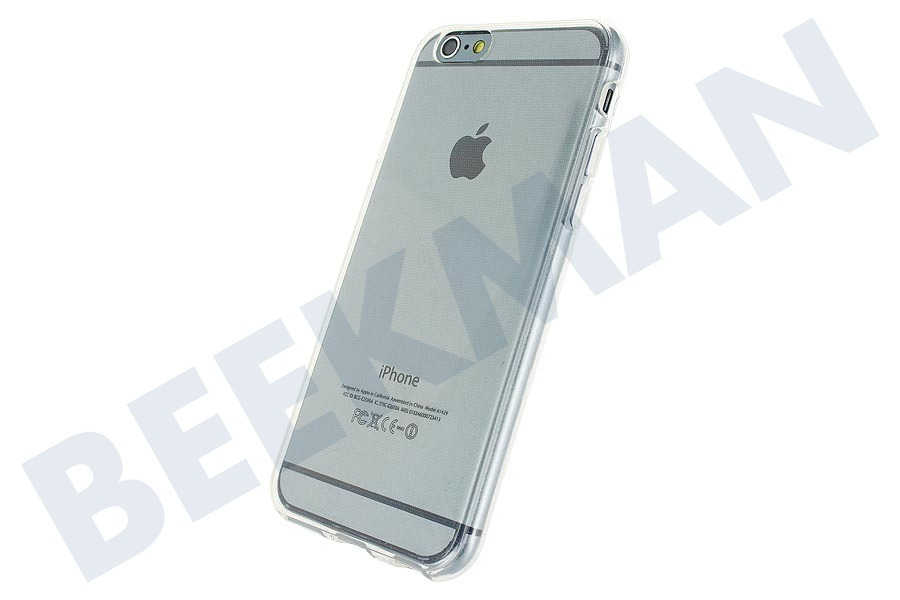 Mobilize  Gelly Case Apple iPhone 6/6S Clear
