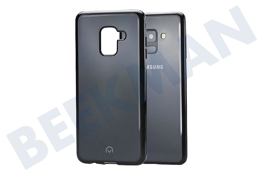 Mobilize  Gelly Case Samsung Galaxy A8 2018 Black