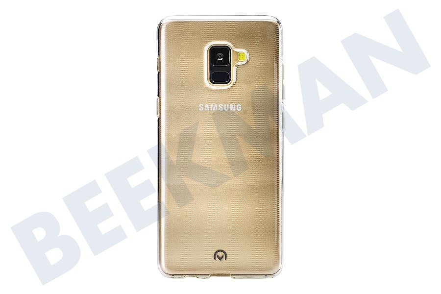 Mobilize  Gelly Case Samsung Galaxy A8+ 2018 Clear