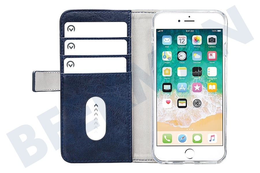 Mobilize  Elite Gelly Wallet Book Case Apple iPhone 6/6S Blue