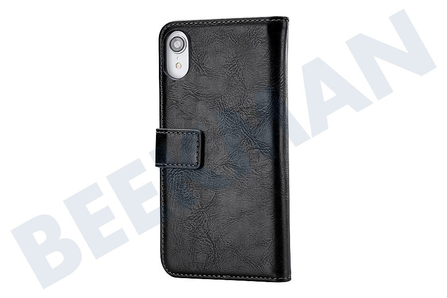 Mobilize  Elite Gelly Wallet Book Case Apple iPhone XR Black