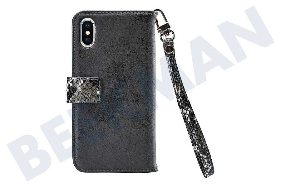 Mobilize  2in1 Gelly Wallet Zipper Case Apple iPhone X/Xs
