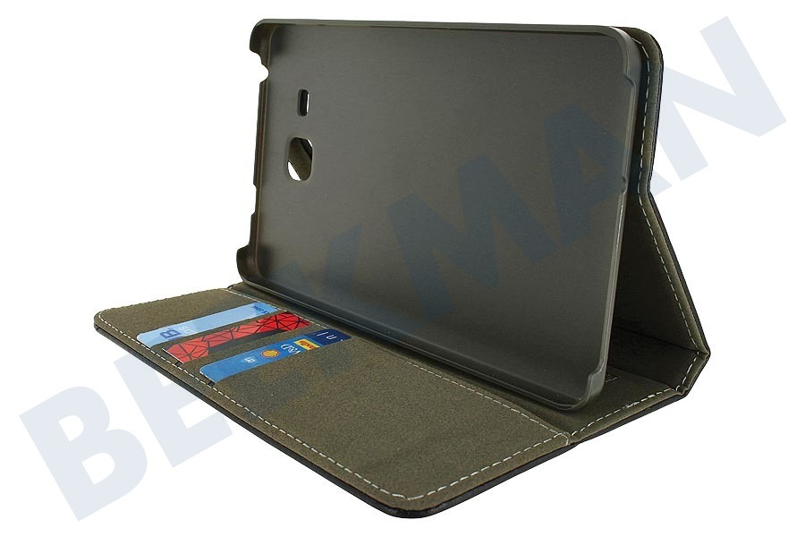 Mobilize  Premium Folio Case Samsung Galaxy Tab A 7.0 2016 Black