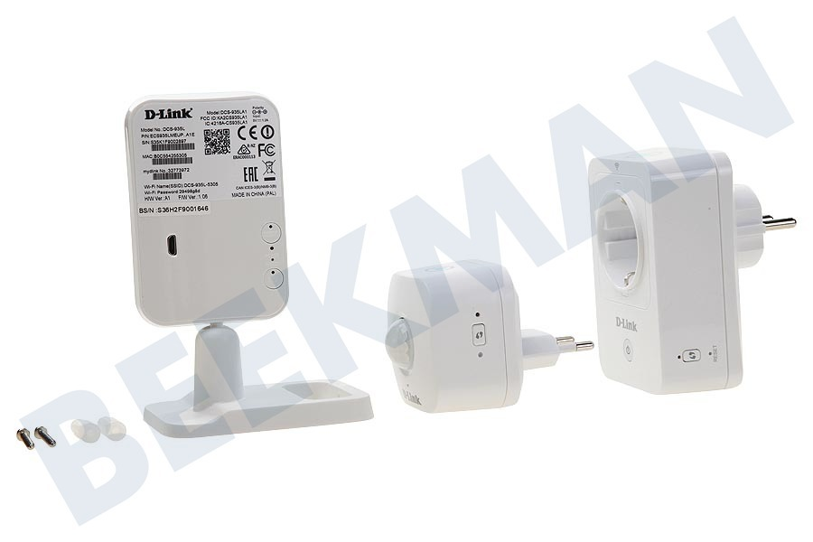 D-Link  DCH-100KT D-Link Smart Home HD Starter Kit