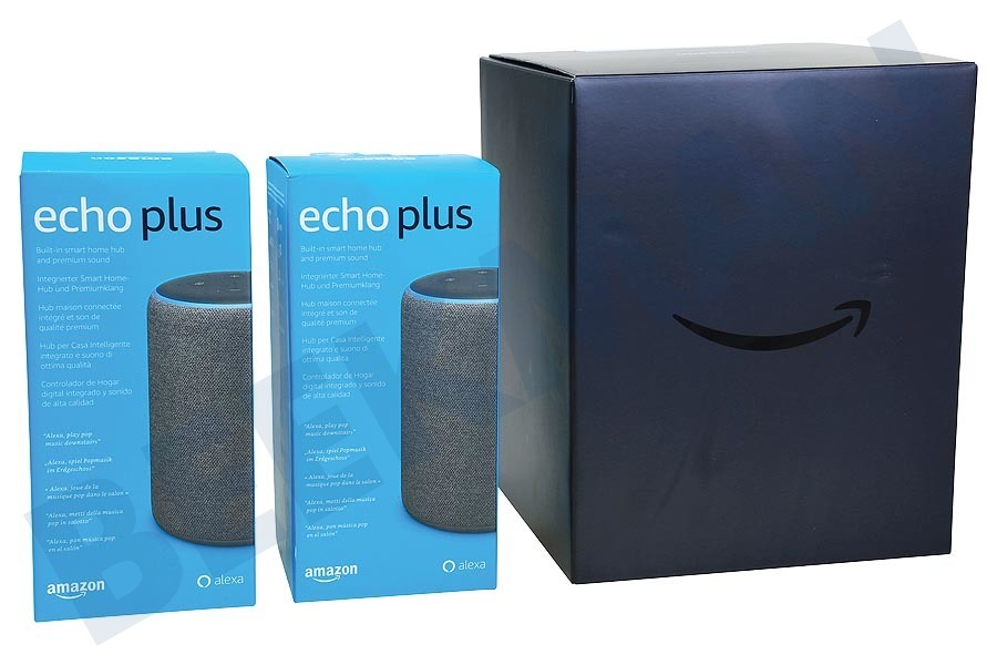 Amazon  Amazon Echo Plus Stereo System
