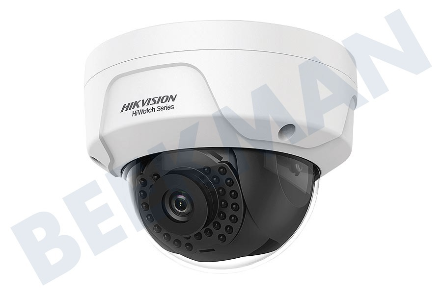 Hikvision  HWI-D120H-M HiWatch Dome Outdoor Camera 2 Megapixel