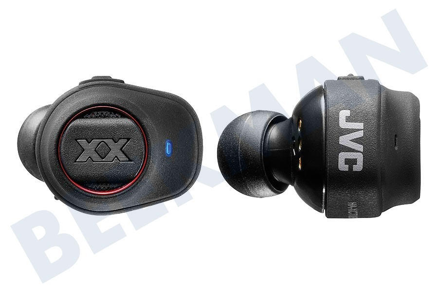 JVC  HA-XC70BT-R Xtreme Xplosives Truly Wireless Headphones