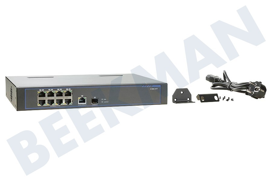 Dahua  S1000-8TP High power over Ethernet Switch