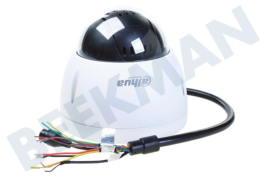 Easy4ip  DH-SD42212T-HN Beveiligingscamera 2 Megapixel HD mini Dome, 360 graden